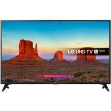 UK6200 55'' SMART 4K LG LED טלוויזיה